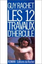 """Couverture du livre : """"Les 12 travaux d'Hercule"""""""