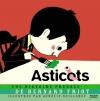 """Couverture du livre : """"Asticots"""""""