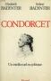 """Couverture du livre : """"Condorcet"""""""