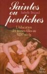 """Couverture du livre : """"Saintes ou pouliches"""""""