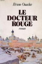 """Couverture du livre : """"Le docteur rouge"""""""