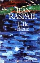 """Couverture du livre : """"L'île bleue"""""""