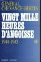 """Couverture du livre : """"Vingt mille heures d'angoisse"""""""