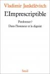 """Couverture du livre : """"L'imprescriptible"""""""