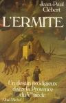 """Couverture du livre : """"L'ermite"""""""