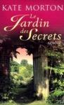 """Couverture du livre : """"Le jardin des secrets"""""""