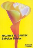 """Couverture du livre : """"Babylon babies"""""""