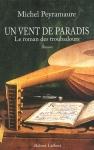 """Couverture du livre : """"Un vent de paradis"""""""