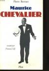 """Couverture du livre : """"Maurice Chevalier"""""""