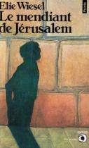"""Couverture du livre : """"Le mendiant de Jérusalem"""""""