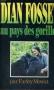 """Couverture du livre : """"Dian Fossey au pays des gorilles"""""""