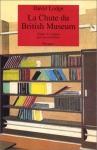 """Couverture du livre : """"La chute du British Museum"""""""