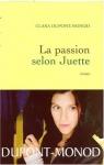 """Couverture du livre : """"La passion selon Juette"""""""