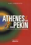 """Couverture du livre : """"Athènes 1896 ... Rio 2016"""""""