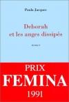 """Couverture du livre : """"Deborah et les anges dissipés"""""""
