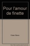 """Couverture du livre : """"Pour l'amour de Finette"""""""