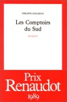 """Couverture du livre : """"Les comptoirs du sud"""""""