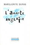 """Couverture du livre : """"L'amante anglaise"""""""