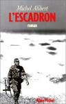 """Couverture du livre : """"L'escadron"""""""