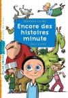 """Couverture du livre : """"Encore des histoires minute"""""""