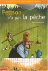 """Couverture du livre : """"Pettson n'a pas la pêche"""""""