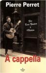 """Couverture du livre : """"A cappella"""""""