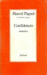 """Couverture du livre : """"Confidences"""""""