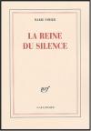 """Couverture du livre : """"La reine du silence"""""""
