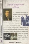 """Couverture du livre : """"Le Horla"""""""