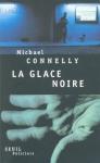 """Couverture du livre : """"La glace noire"""""""