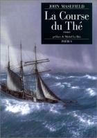 """Couverture du livre : """"La course du thé"""""""