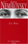 """Couverture du livre : """"Le bal"""""""