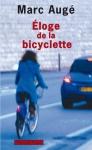 """Couverture du livre : """"Éloge de la bicyclette"""""""