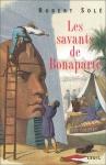 """Couverture du livre : """"Les savants de Bonaparte"""""""