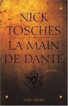 """Couverture du livre : """"La main de Dante"""""""