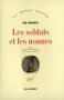 """Couverture du livre : """"Les soldats et les nonnes"""""""
