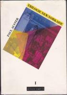 """Couverture du livre : """"Trilogie new-yorkaise"""""""