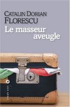 """Couverture du livre : """"Le masseur aveugle"""""""
