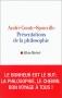 """Couverture du livre : """"Présentations de la philosophie"""""""