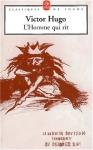 """Couverture du livre : """"L'homme qui rit"""""""