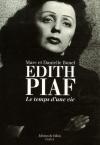"""Couverture du livre : """"Edith Piaf"""""""