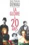 """Couverture du livre : """"La gloire à vingt ans"""""""