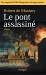 """Couverture du livre : """"Le pont assassiné"""""""