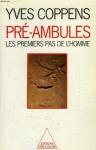 """Couverture du livre : """"Pré-ambules"""""""