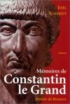 """Couverture du livre : """"Mémoires de Constantin le Grand"""""""