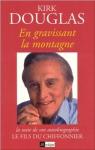 """Couverture du livre : """"En gravissant la montagne"""""""