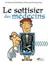 """Couverture du livre : """"Le sottisier des médecins"""""""