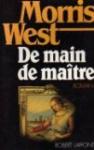 """Couverture du livre : """"De main de maître"""""""