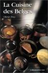 """Couverture du livre : """"La cuisine des Belges"""""""