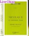 """Couverture du livre : """"Nicolas II"""""""